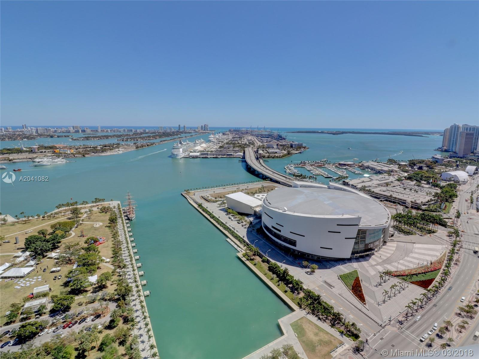900  BISCAYNE BL #4201 For Sale A2041082, FL
