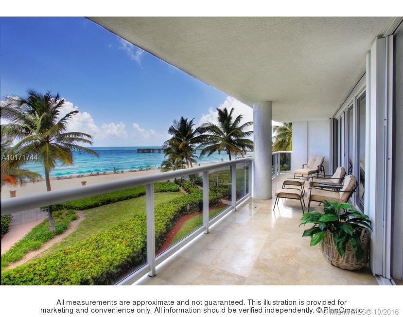 16711  Collins Ave #310 For Sale A10171744, FL