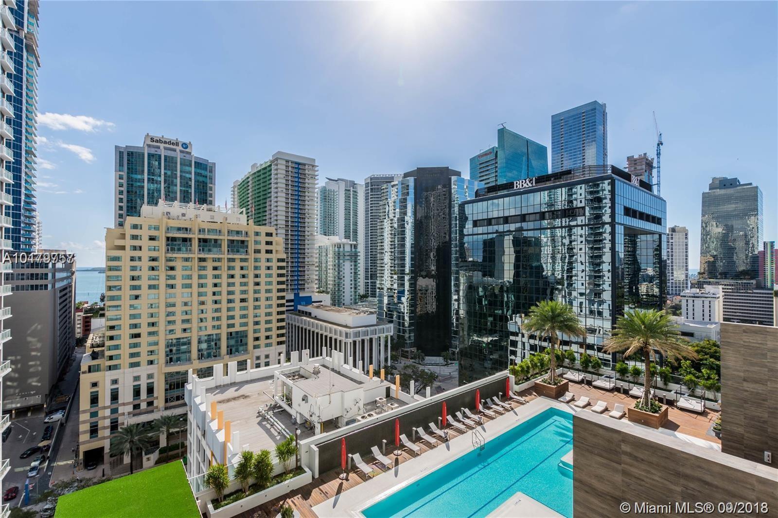 1080  Brickell Avenue #2202 For Sale A10179757, FL