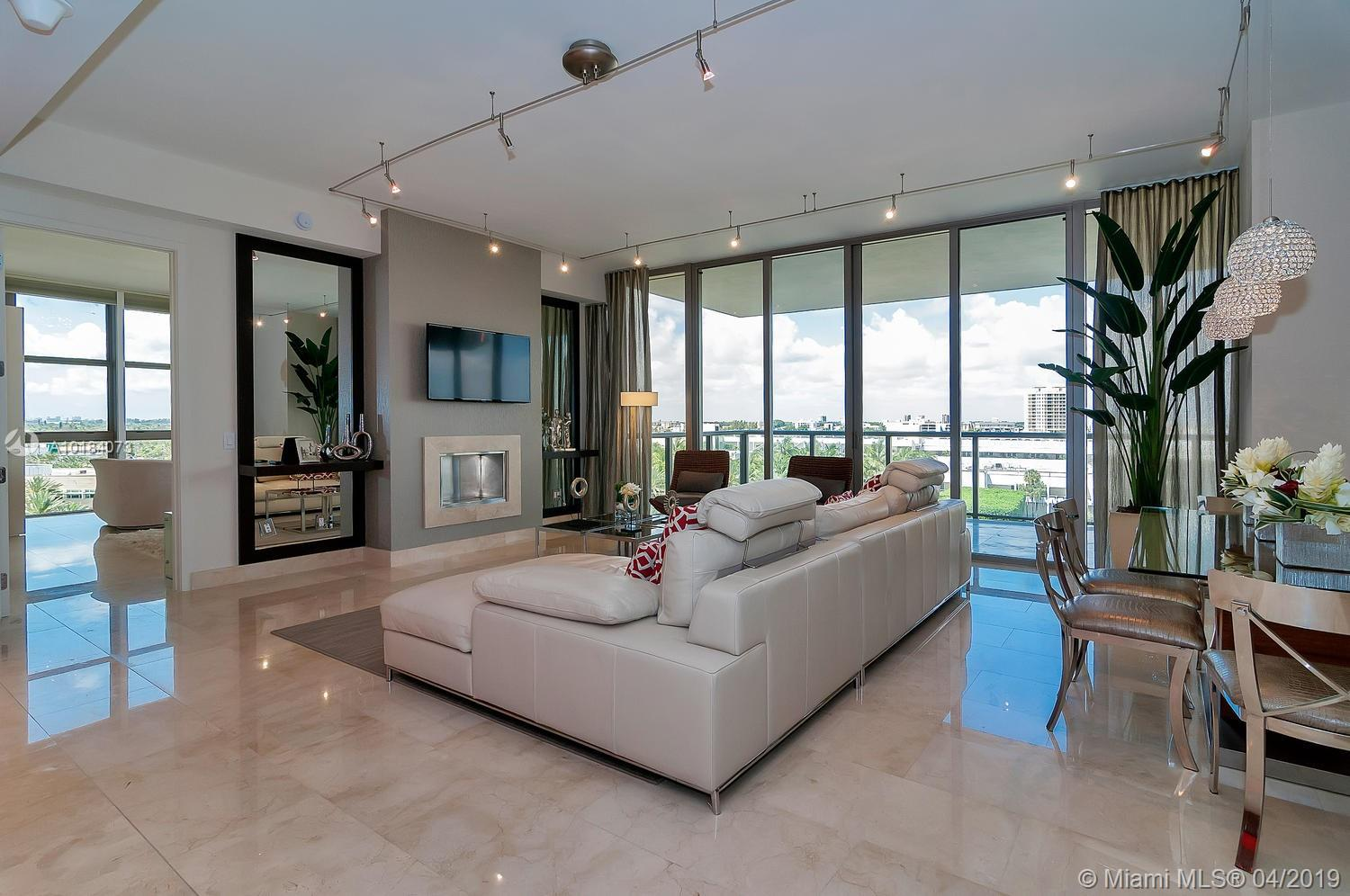 9705  Collins Ave #605N For Sale A10184073, FL