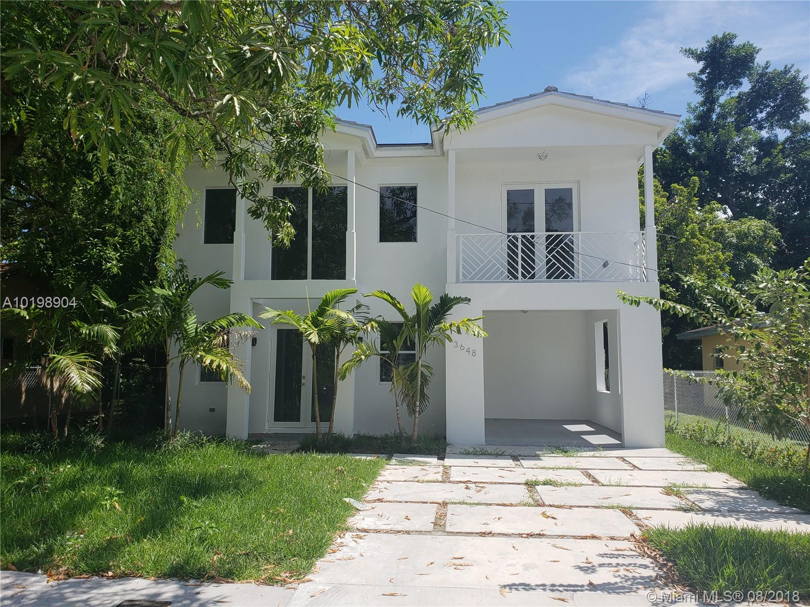 3648  Oak Ave  For Sale A10198904, FL