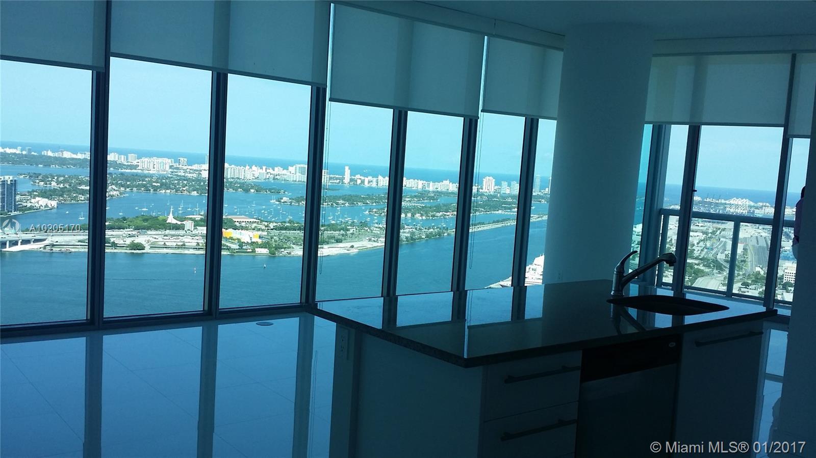 888 Biscayne Blvd #5208 Miami 33132