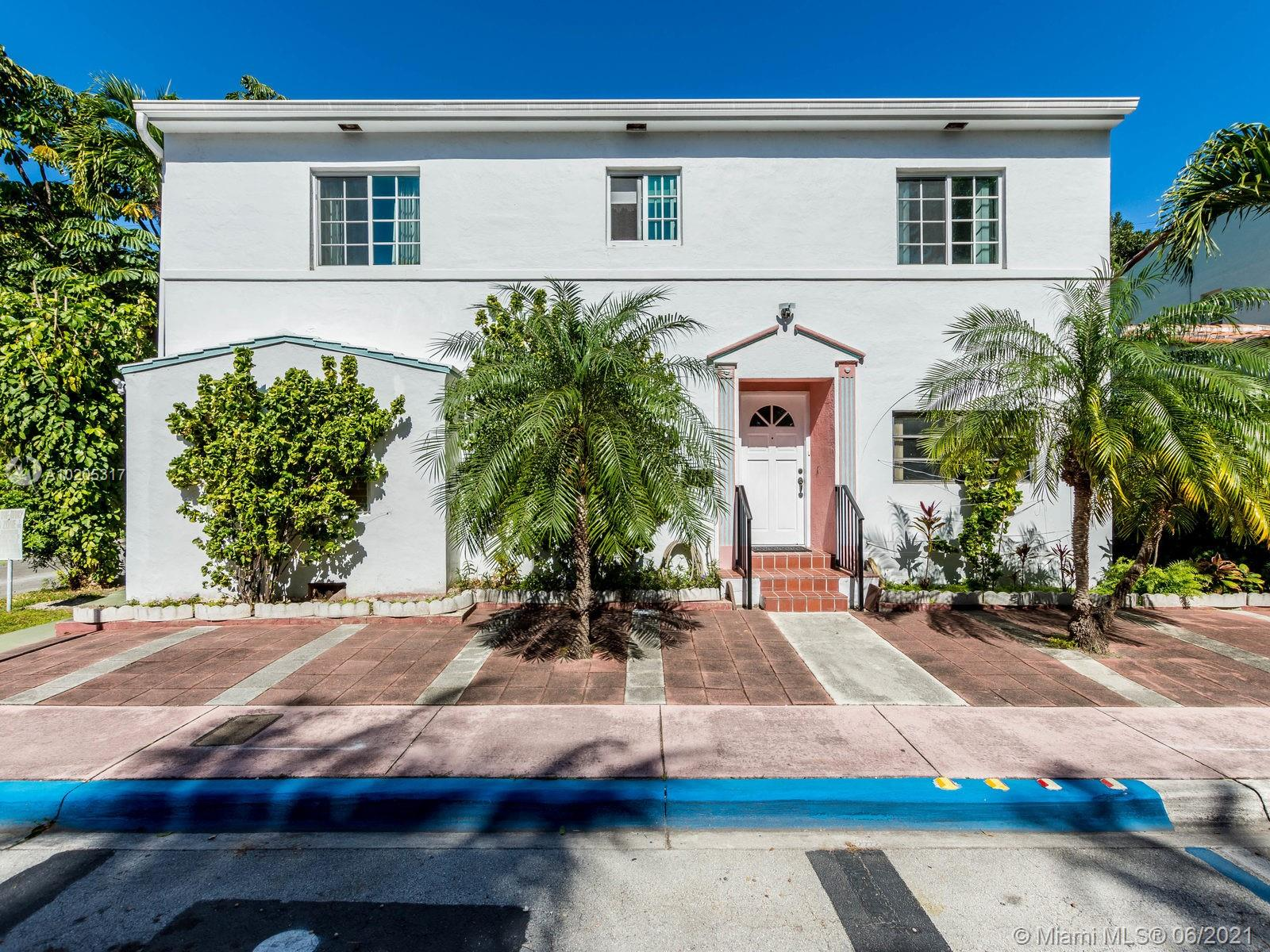 843  Espanola Way  For Sale A10205317, FL