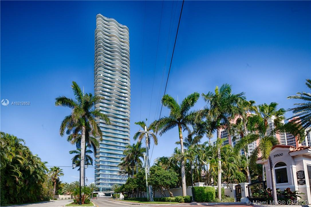 Regalia / Sunny Isles Beach / 4 Beds / 5.5 Baths / Only 1 unit per floor / 360 degrees of unobstructed ocean & city views / 3'X 3' White Volaker marble floors / Italian design cabinets in the kitchen / Custom made walk-in closets / 10' Floor to Ceiling polarized windows / Summer kitchen with BBQ in the terrace / 2 assigned parking spaces / 5515 sq. ft. of total area, 4992 sq. ft. of adjusted/interior area & Over 1,000 sq. ft. of wrap around balcony. Furniture are not included on Sale Price.