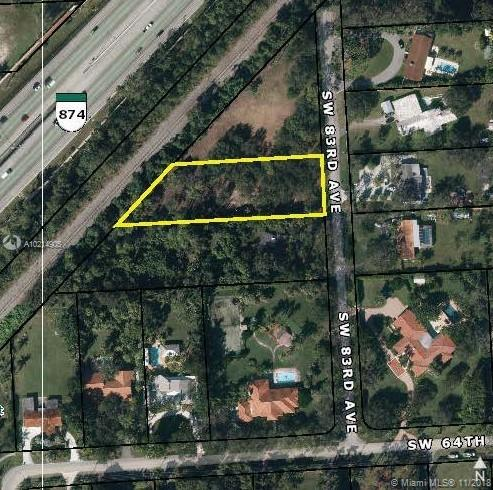 63 SW 83 Ave  For Sale A10214905, FL