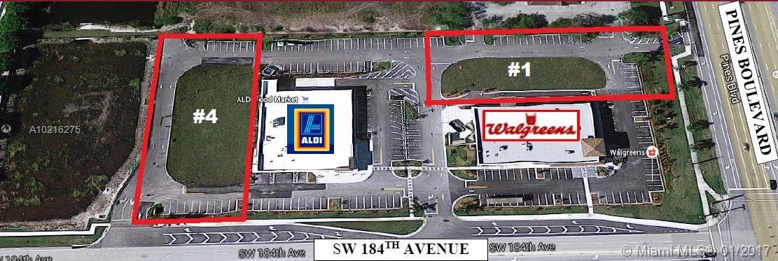 Pines Crossings Parcel 1 W Pines Blvd, Pembroke Pines, FL 33029