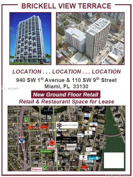 940 S W 1st St #107-110 For Sale A10219170, FL