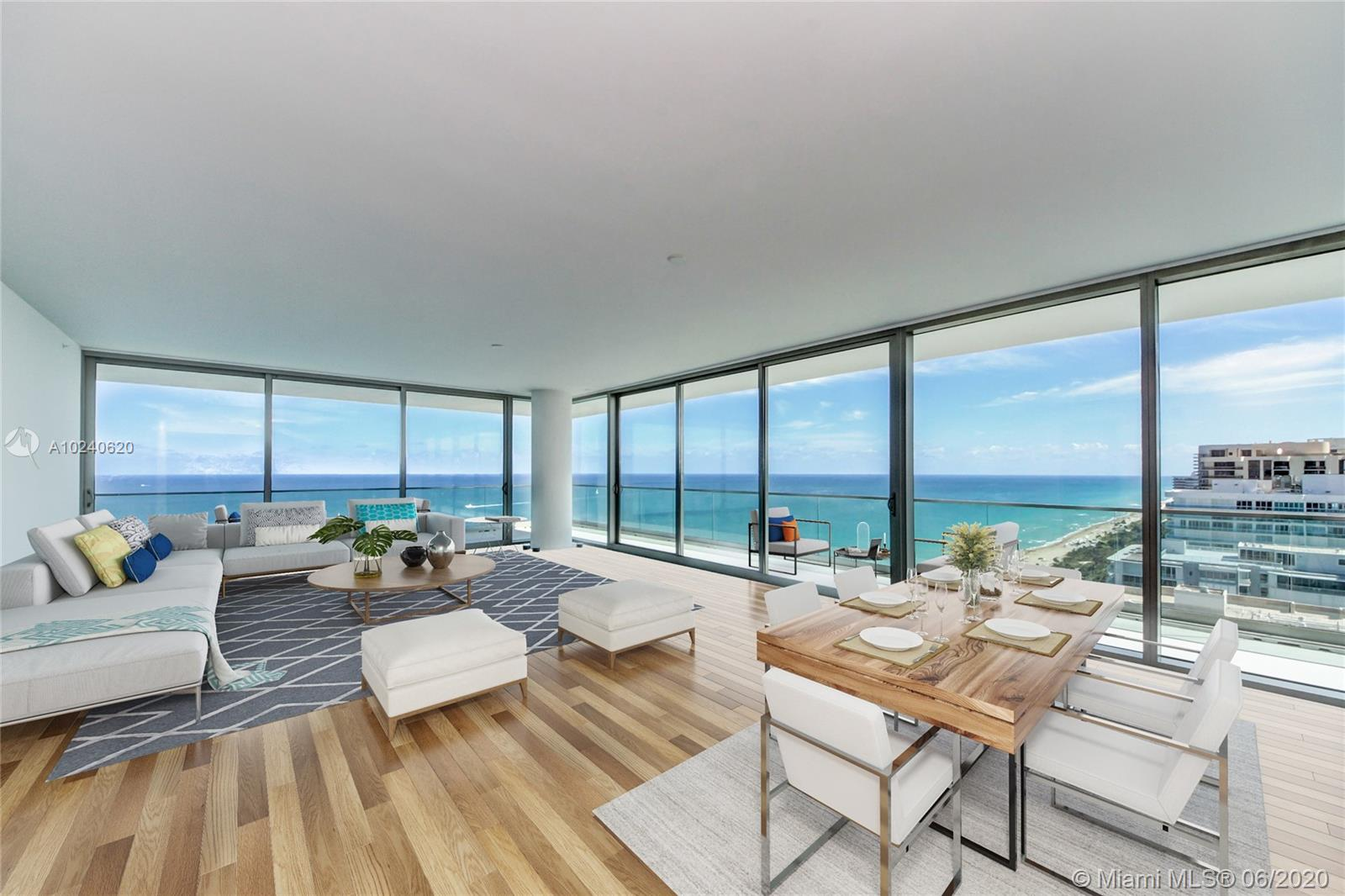 10201  Collins Ave #2401S For Sale A10240620, FL