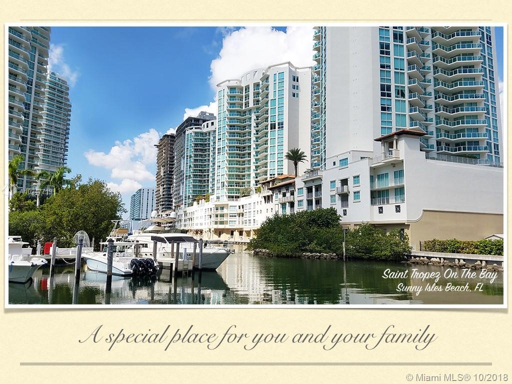 200  SUNNY ISLES BL #503 For Sale A10247719, FL