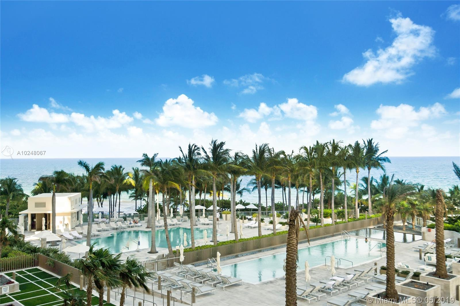 9701  Collins Ave #502S For Sale A10248067, FL