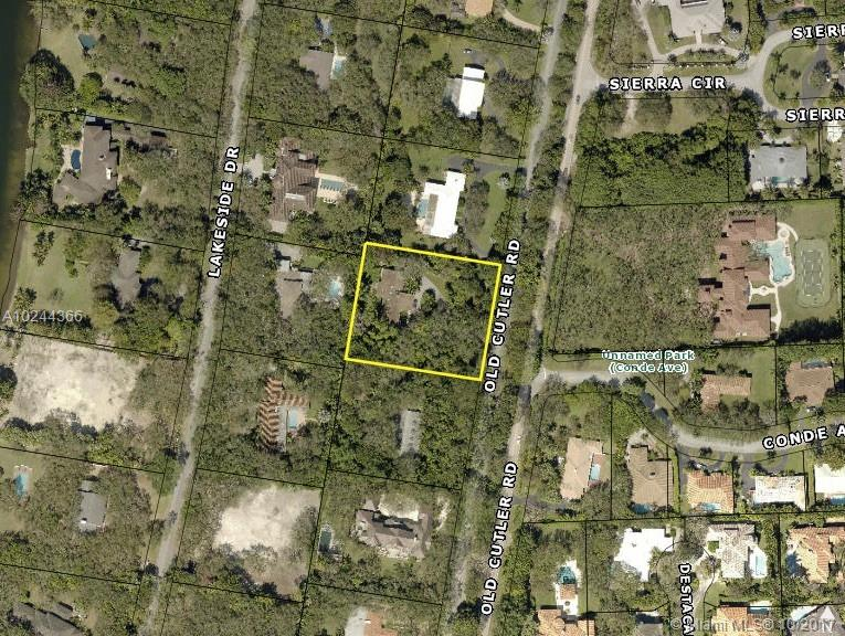10840 Old Cutler Rd, Coral Gables, FL 33156