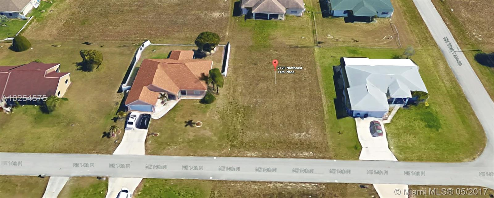 2123 NE 14TH PL, Other City - In The State Of Florida, FL 33991
