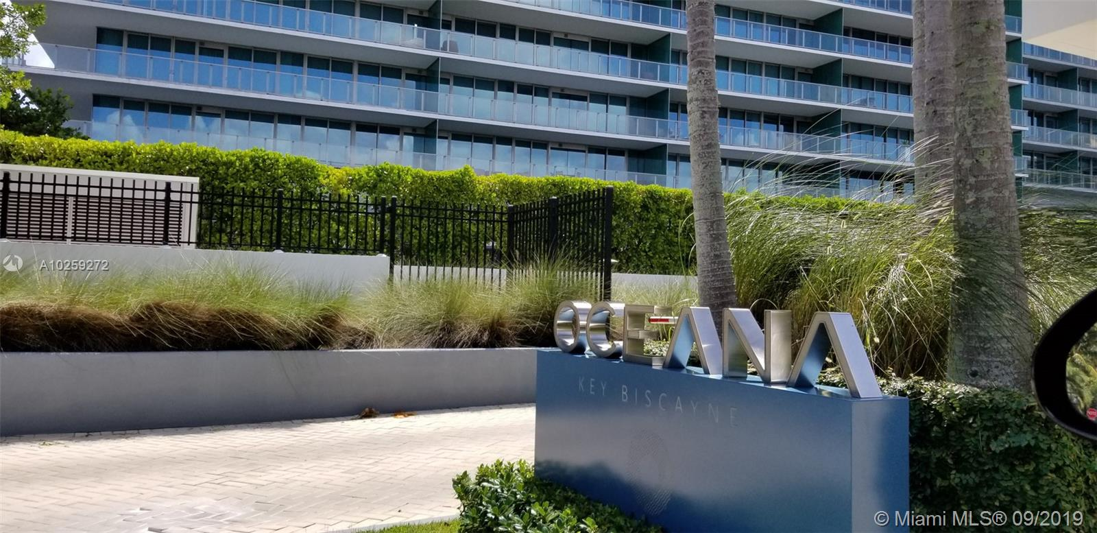 350  OCEAN DR #801-N For Sale A10259272, FL