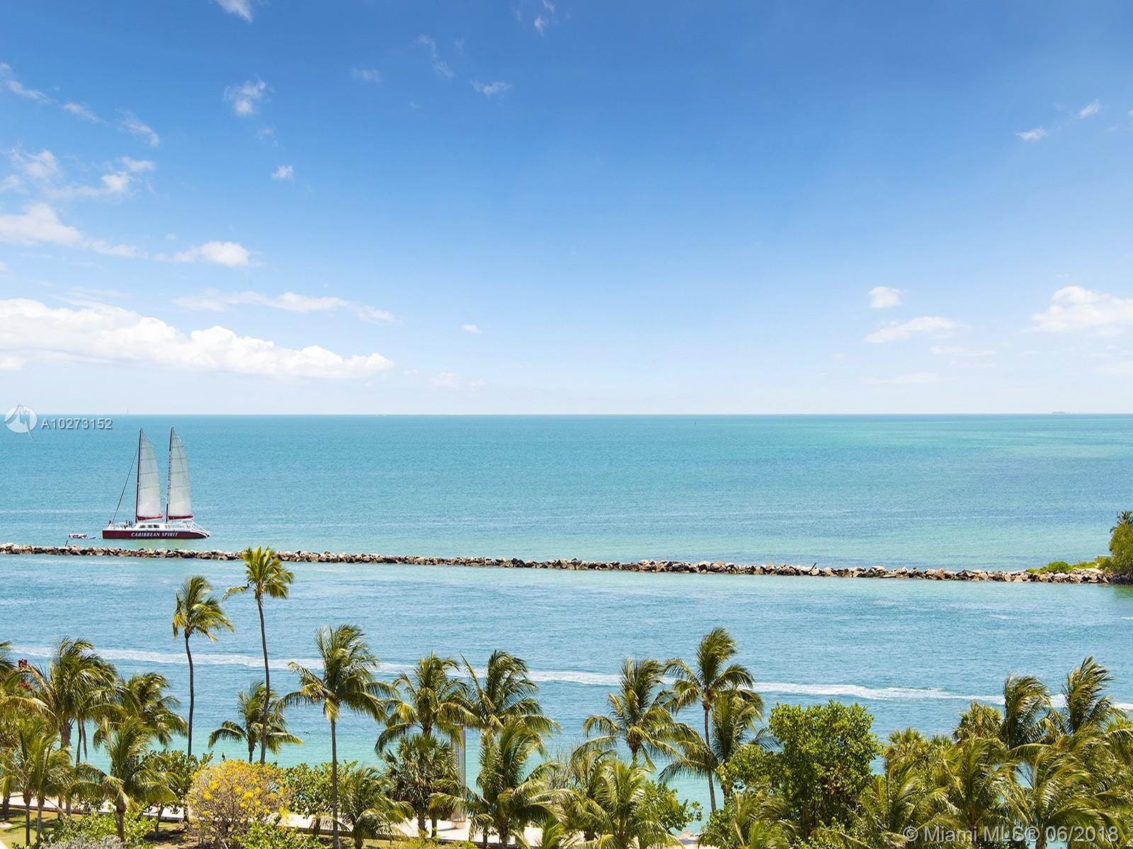 100 S Pointe Dr #802 For Sale A10273152, FL