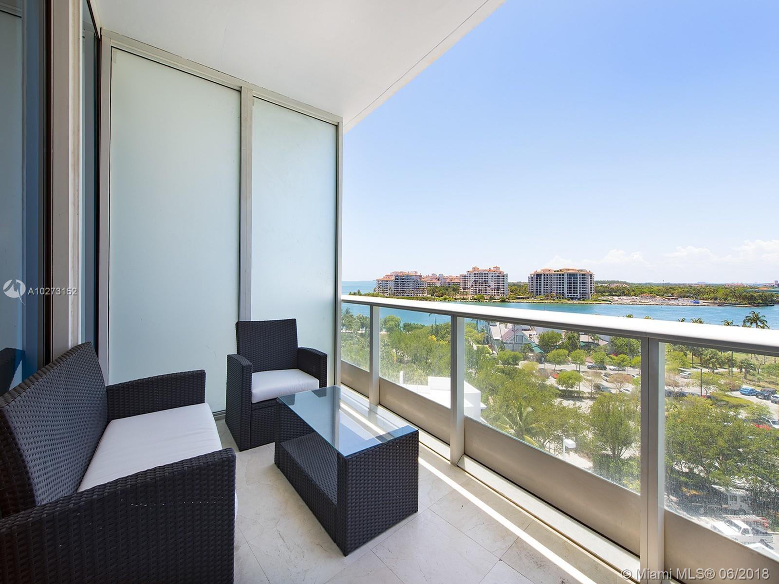 100 S Pointe Dr #802, Miami Beach, Florida image 1