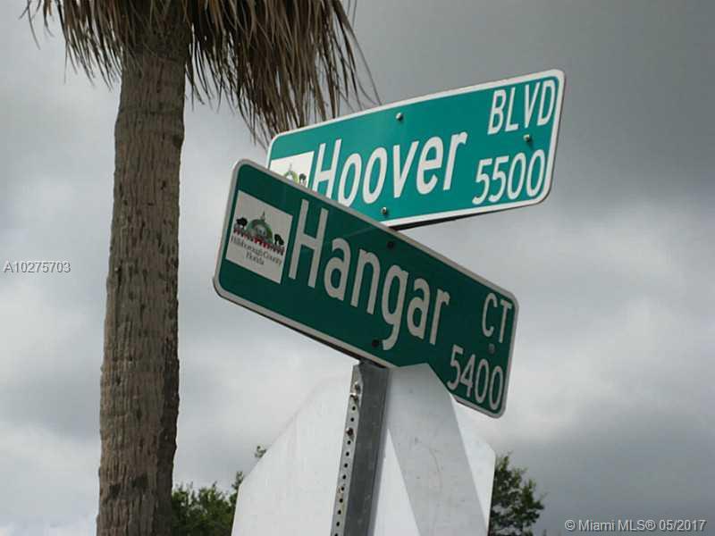 Hoover Blvd & Hangar Ct  For Sale A10275703, FL