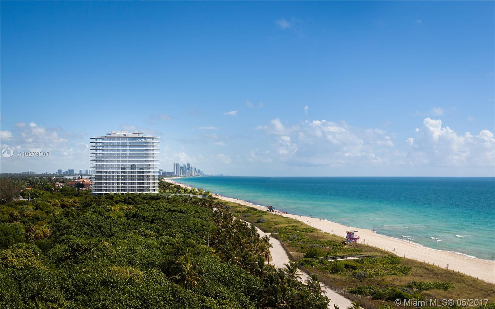 8701  Collins Avenue #1605 For Sale A10278003, FL