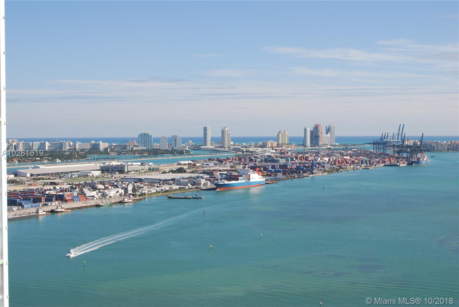 325 S Biscayne Boulevard #3323, Miami FL 33131