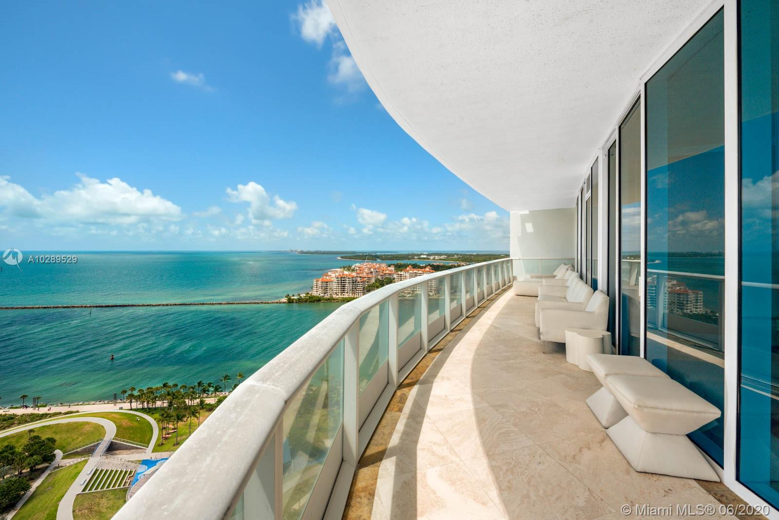 100 S Pointe Dr #2505 For Sale A10289529, FL