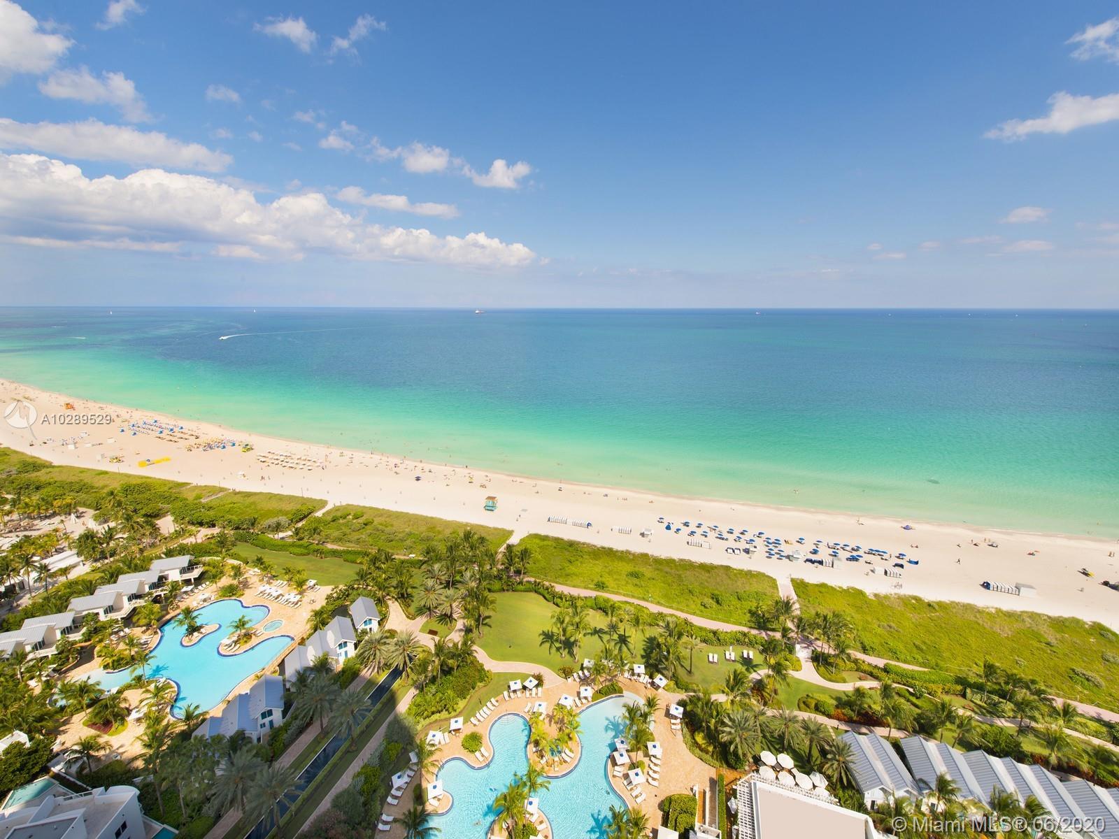 100 S Pointe Dr #2505, Miami Beach, Florida image 9