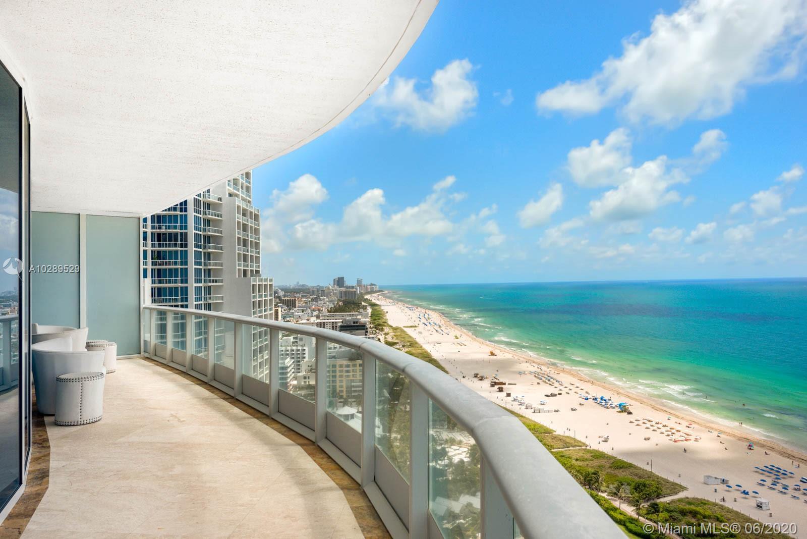 100 S Pointe Dr #2505, Miami Beach, Florida image 12