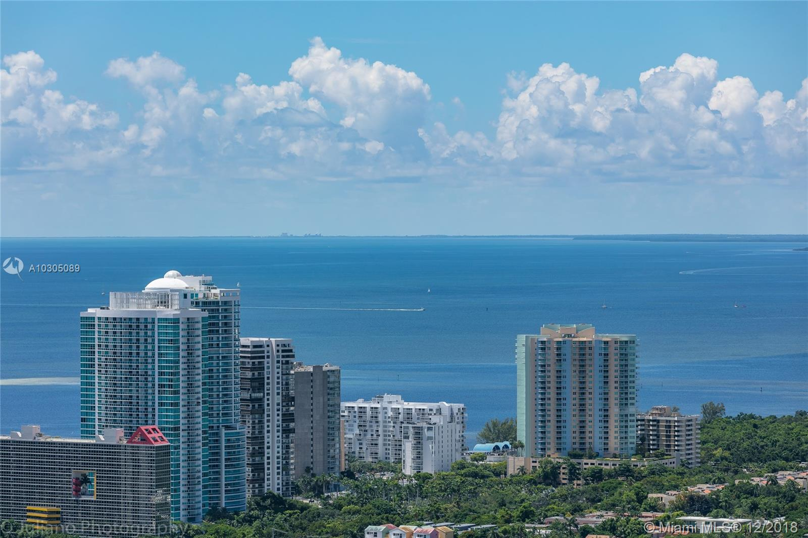 Motivated seller, Brickell Heights is the hottest residence tower in Brickell today! This residence is an amazing 3 Bedroom plus den with 3 and 1/2 bath, assigned Storage Space and two parking garage.  Upper Penthouse with BREATHTAKING water & skyline views. The impressive views reach from Biscayne Bay, over Key Biscayne into Coconut Grove and Coral Gables. The residence features top of the line Bosch and Sub Zero Appliances,  floor to ceiling 14' windows. The wrap around balcony is an extension of the living space.  Smart technology. Just bring your toothbrush,custome made closets.  Don't miss out on one of the Few Upper PH in Brickell. Bring your best offer. FULLY FURNISHED