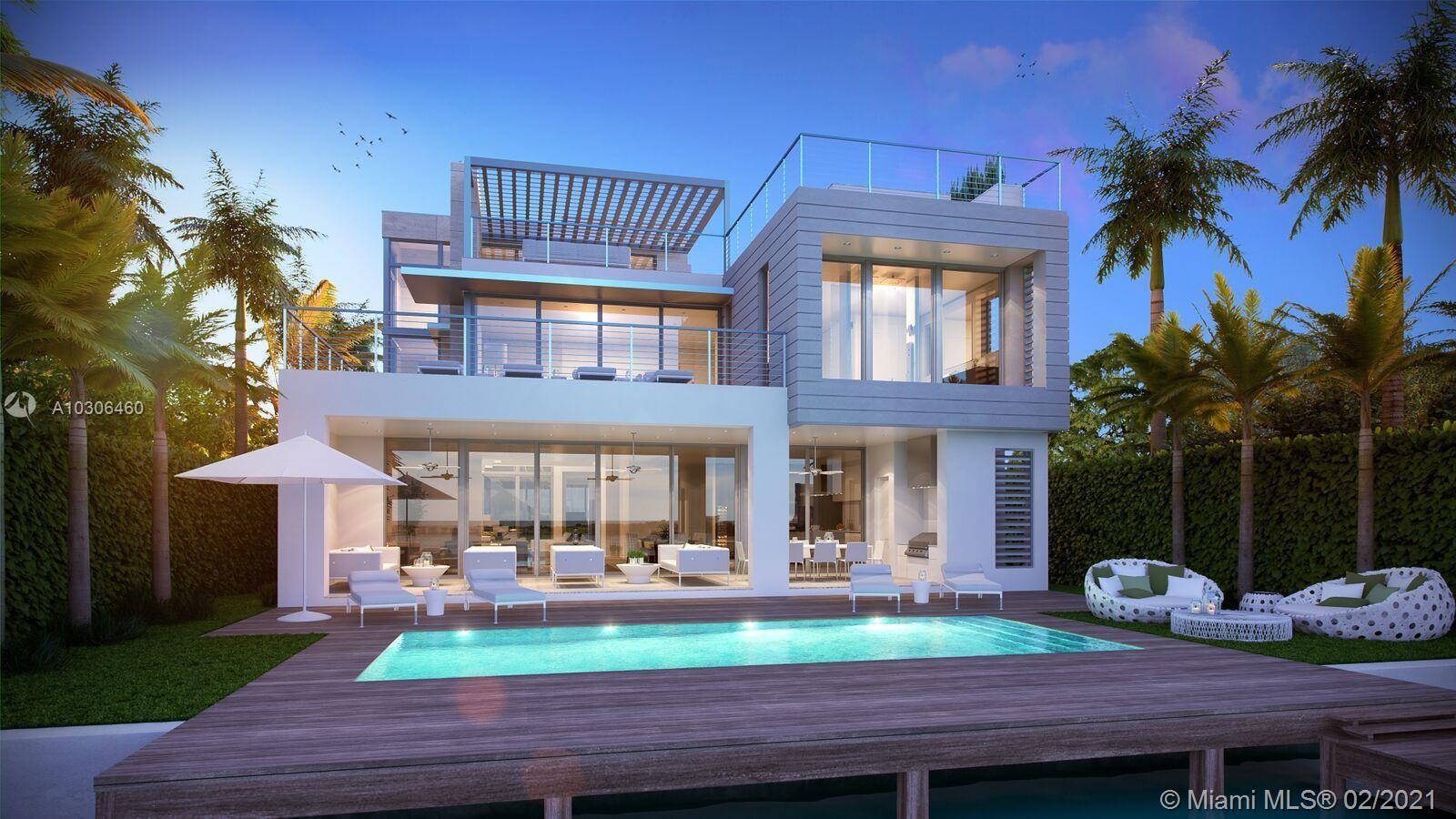 1045 N Venetian Drive  For Sale A10306460, FL