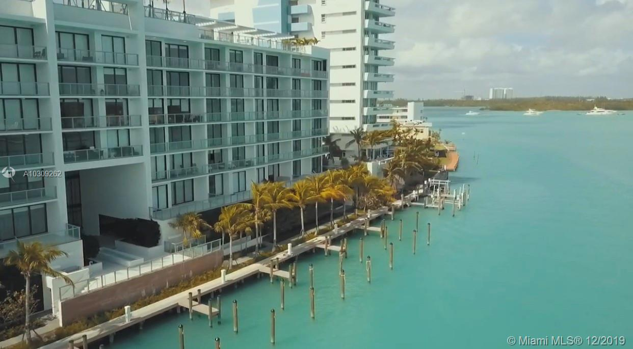 Best location of the island with open bay views, Sereno is more than a residential experience, it is a one-of-a-kind residence that features unparalleled amenities, rooftop pool with sunset and sunrise view, barbecue area, great gym, front desk 24 hours. You will enjoy your own private island retreat, just minutes from Bal Harbor Shops and white sand beaches. Unit comes with 2 parking spaces (L34 and L38), storage unit, private elevator and a fantastic view. Unit is finished with ceramic tile floor, closets, electric blackout on all bedroom windows.  Boat slip available for sale accommodating up to 45ft vessels! Best price in the building. Call me for more showing instructions.