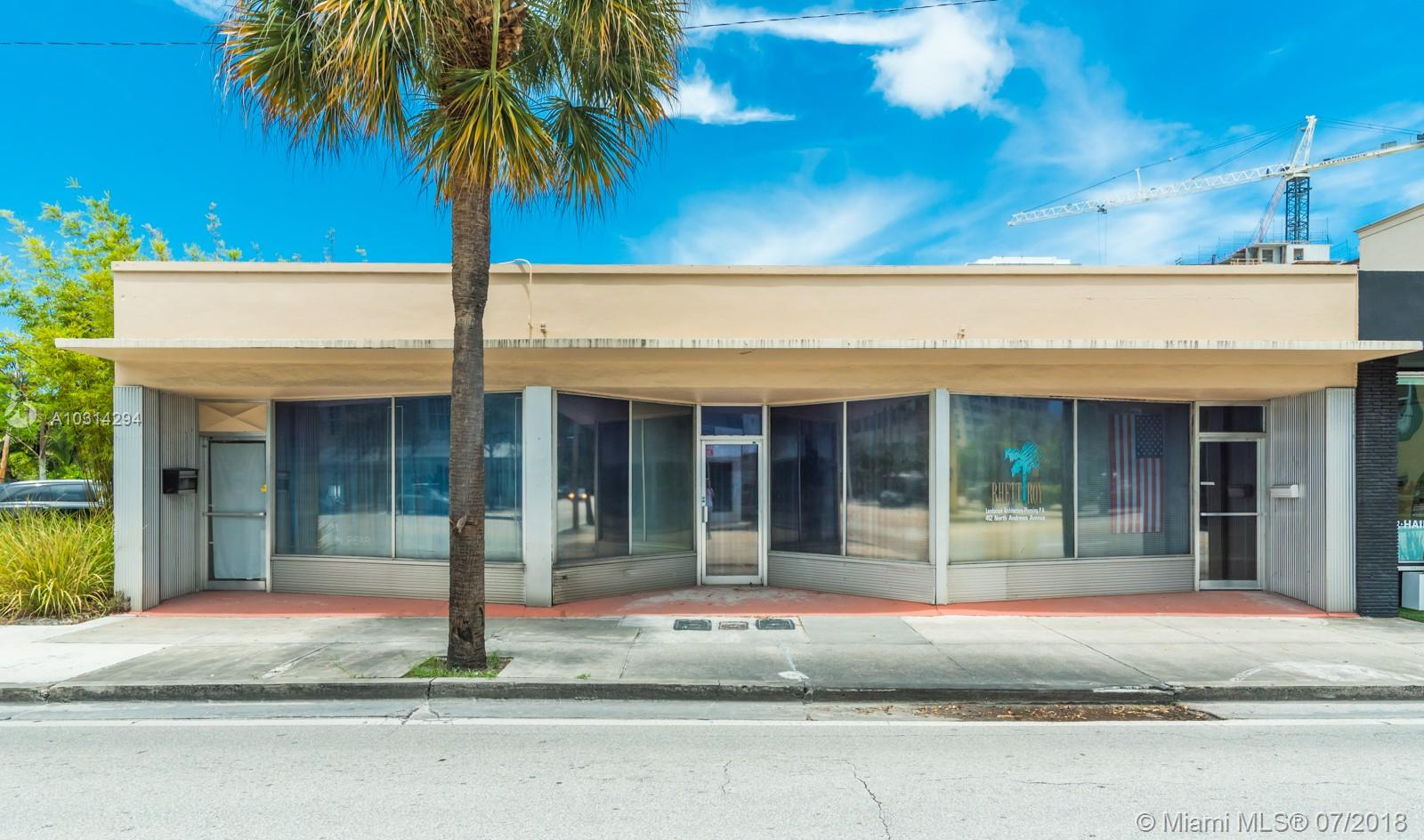 412 N Andrews Ave  For Sale A10314294, FL