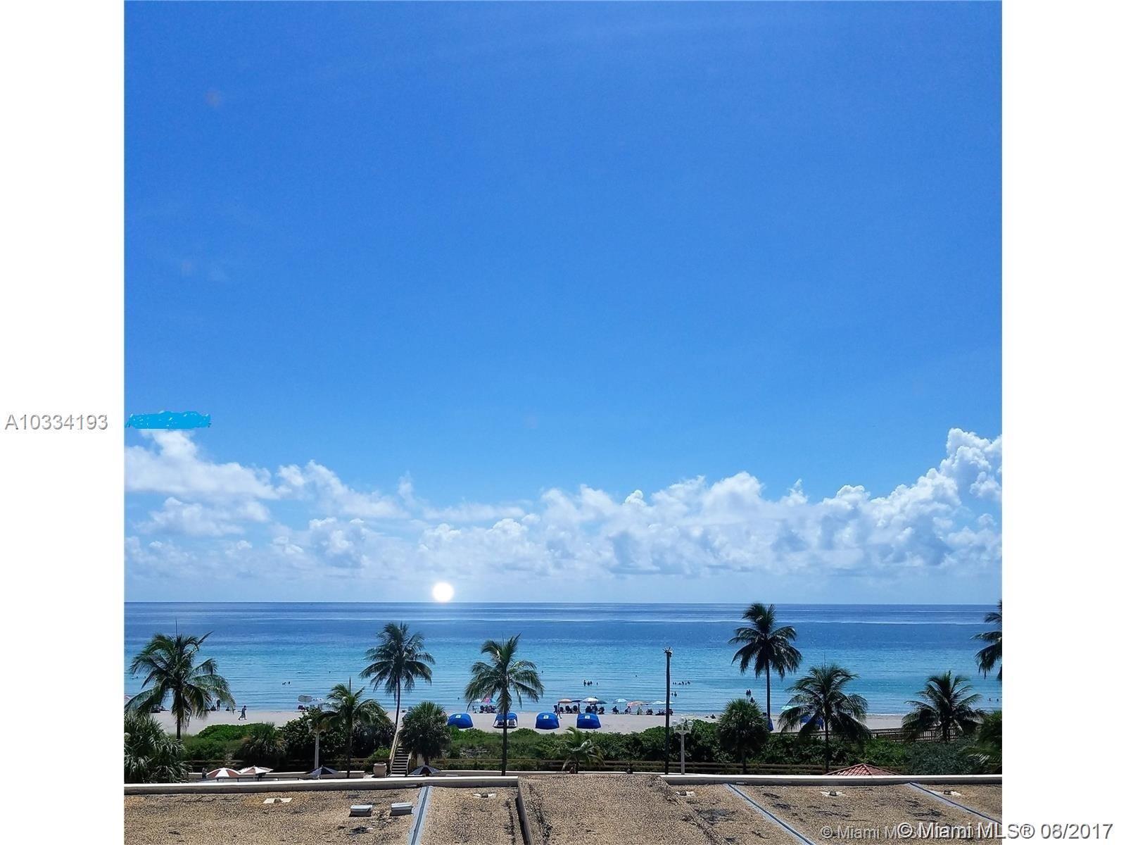 101 N Ocean Dr #568 For Sale A10334193, FL