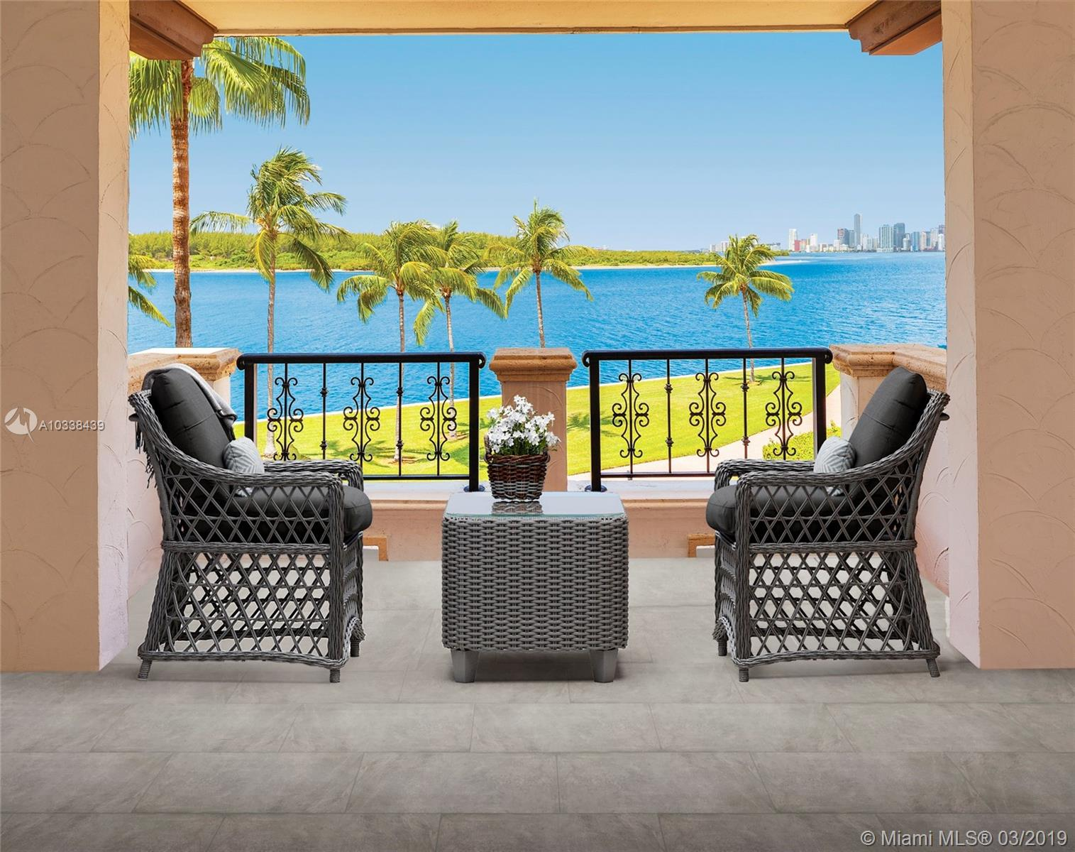 2235  Fisher Island Dr #3305 For Sale A10338439, FL