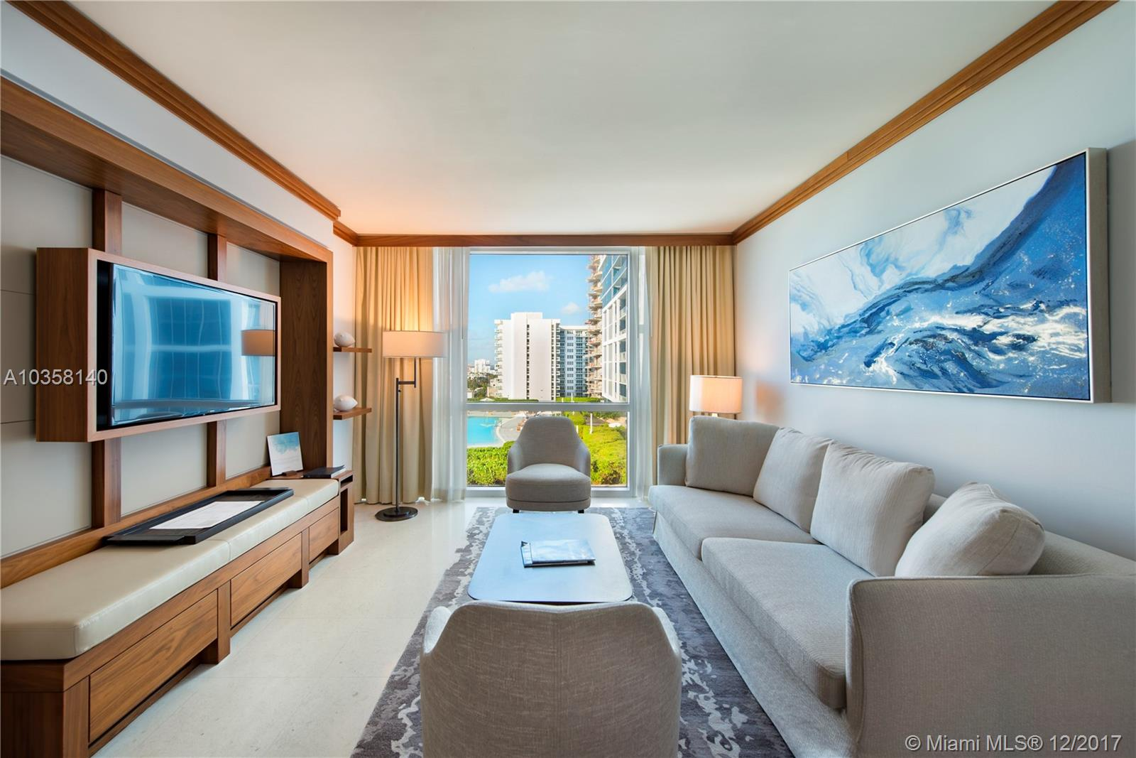 6801  Collins Ave #805 For Sale A10358140, FL