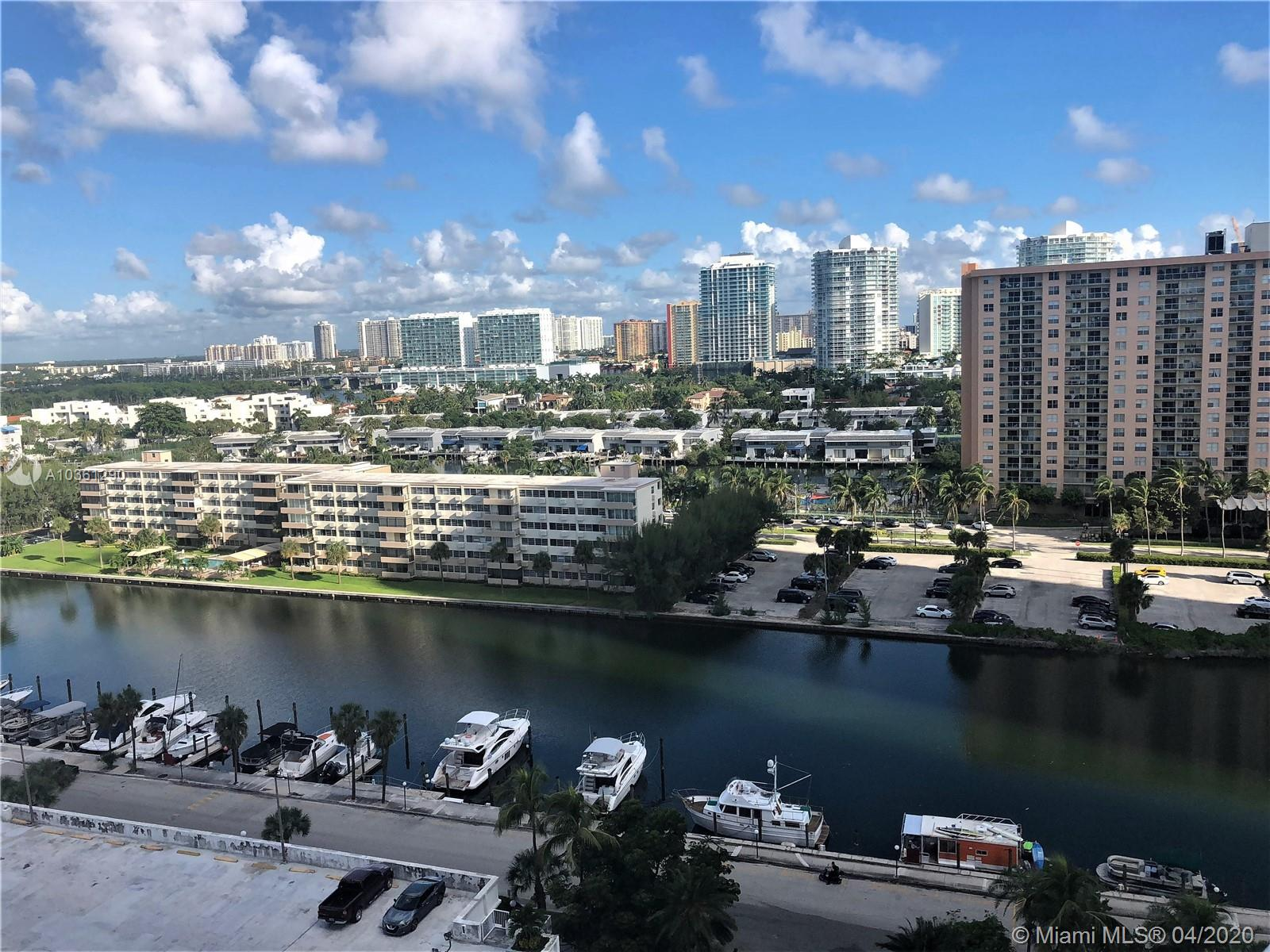 100  Bayview Dr #1502 For Sale A10361290, FL