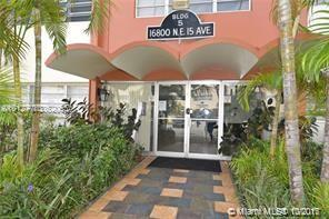 16800 NE 15th Ave. #110 For Sale A10362055, FL