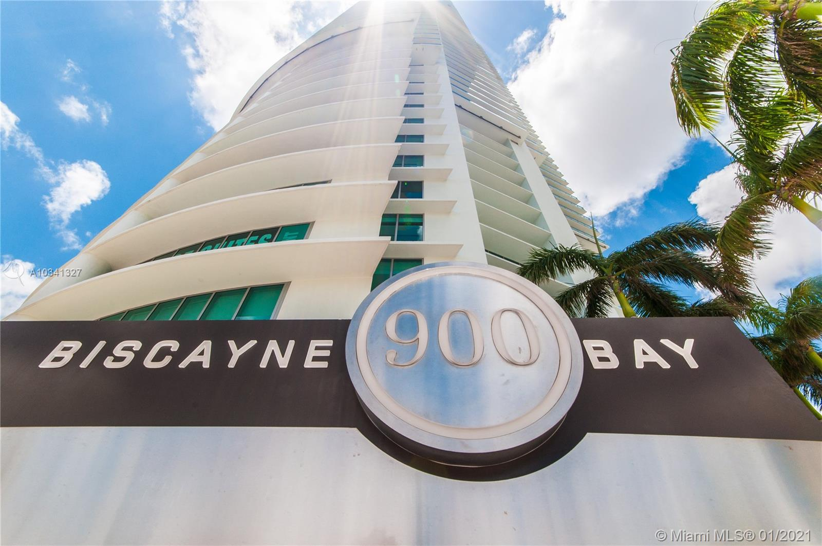 900  BISCAYNE BLVD #PH6001 For Sale A10341327, FL