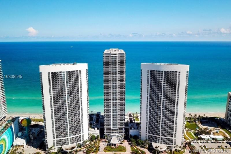 Located on the 42nd floor with unobstructed views of the ocean & city. The ultimate and spacious 3/3 beachfront home. Unique condo featuring a custom wet bar and renovated baths. Marble throughout. Centrally located between Miami and Lauderdale, the Beach Club Hallandale is the tallest building in Broward. Includes a 50K sq ft gym/spa overlooking the ocean. Also known for its stunning pool deck, including several pools, hot tubs, restaurant. 24/7 Concierge and Valet. Move in condition.
