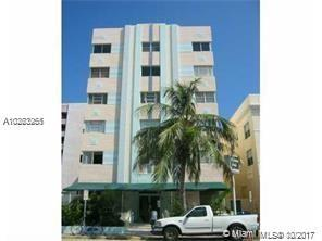 3621  Collins Ave. #209 For Sale A10363255, FL
