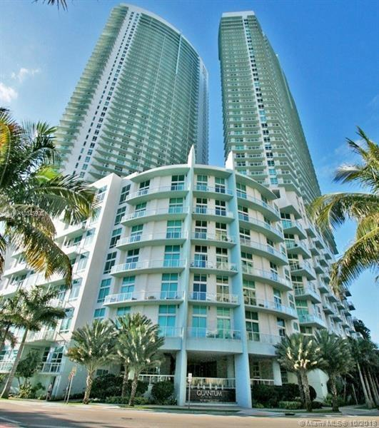 Motivated Seller! High Floor, 1 BD/1.5 BA, with beautiful terrace big as the living room. Floor to ceiling high, impact glass door and windows with partial panoramas of the Bay & city Skyline. Easy to show! EQUAL HOUSING OPPORTUNITY.