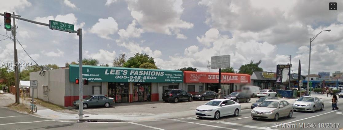 1900 NW 20th St, Miami, FL 33125