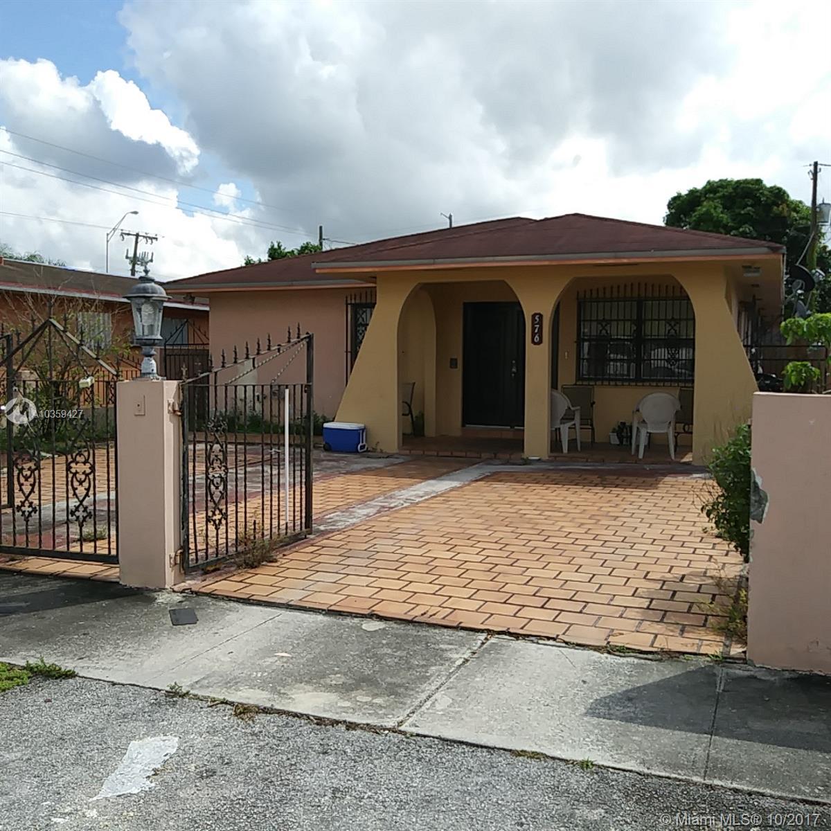 576 E 11th St  For Sale A10359427, FL