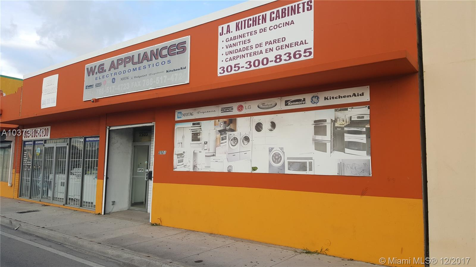 2501 NW 27th Ave  For Sale A10373170, FL
