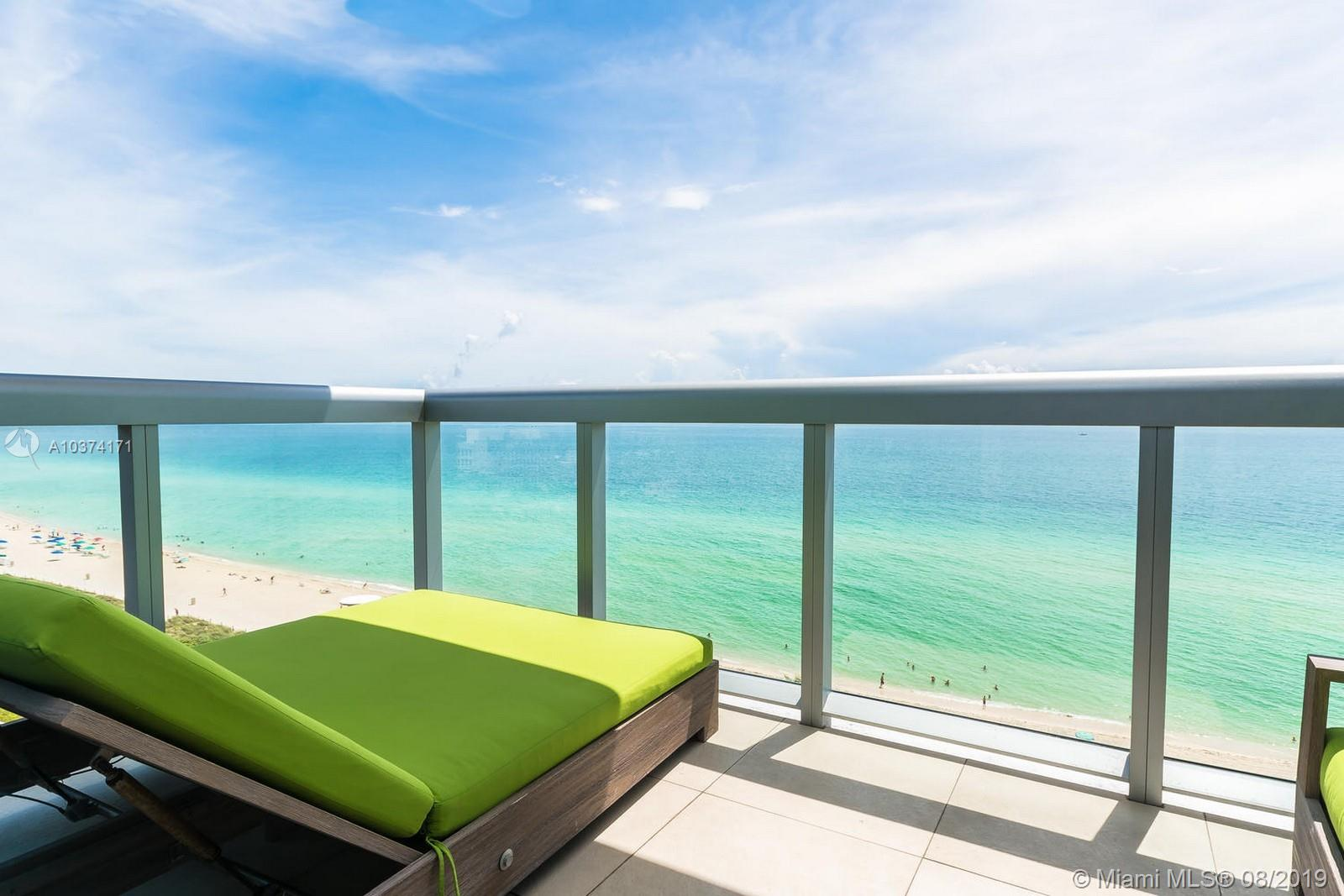 6899  Collins Ave #1005 For Sale A10374171, FL