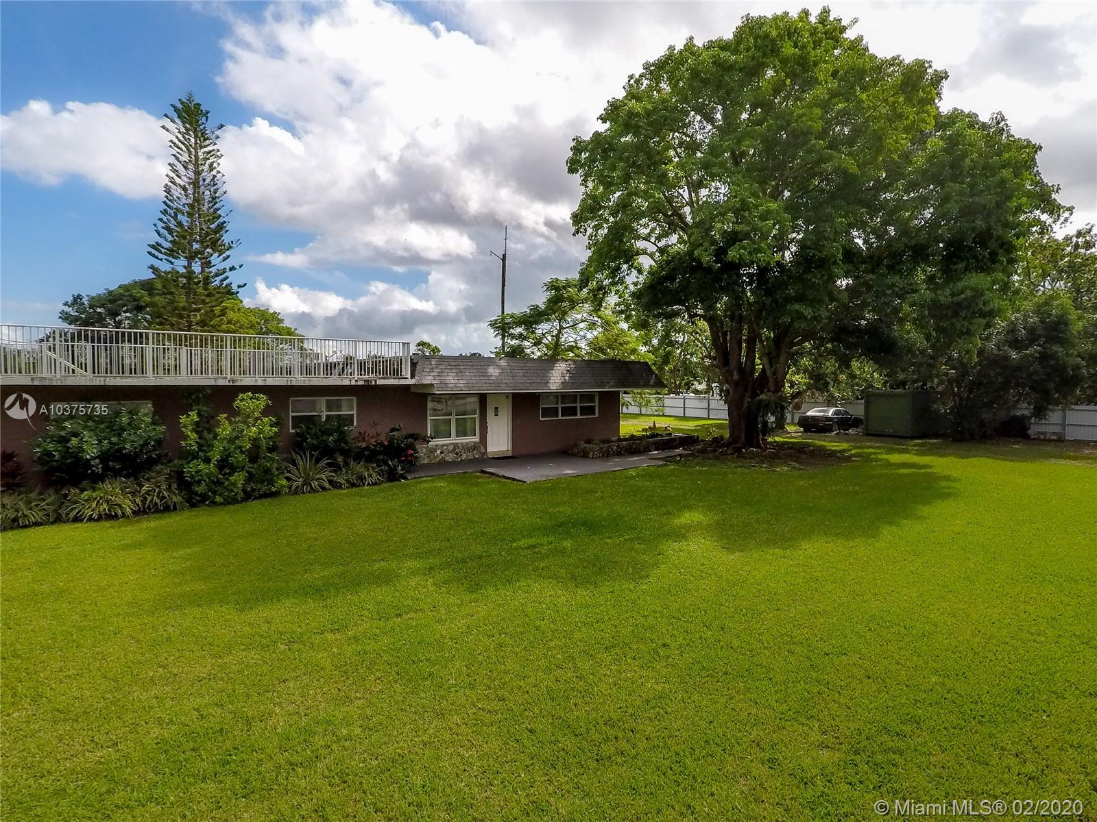 24201 S W 124th Ave  For Sale A10375735, FL