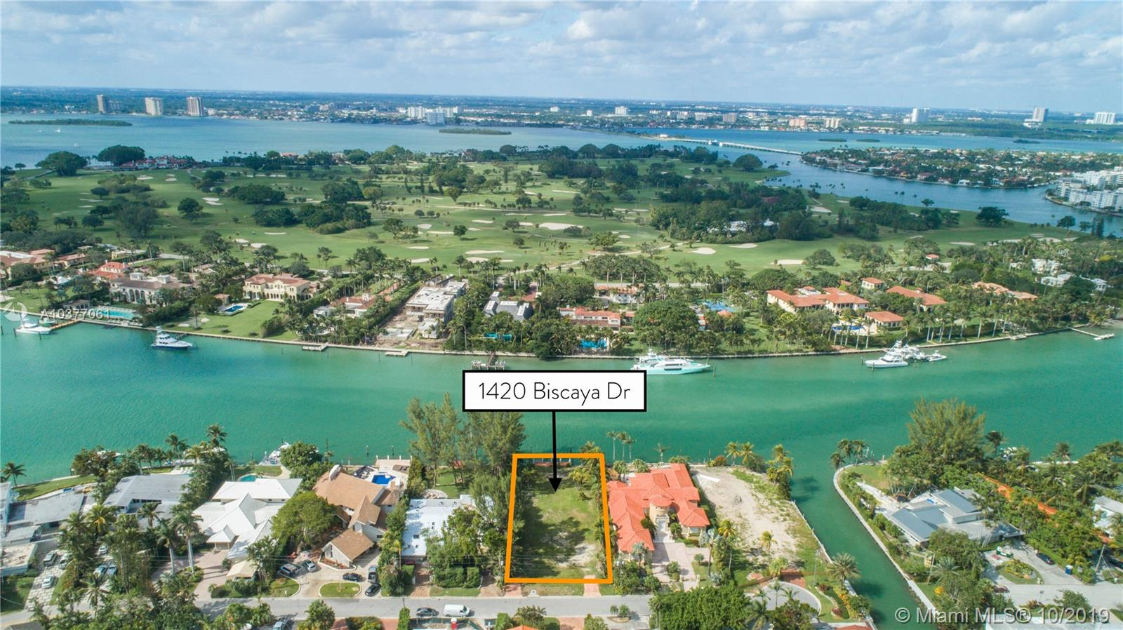 1420  Biscaya Dr  For Sale A10377061, FL