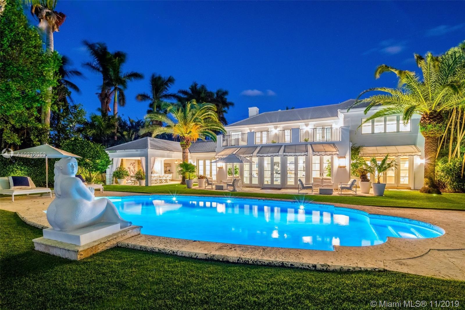 5050 N Bay Rd, Miami Beach, FL 33140