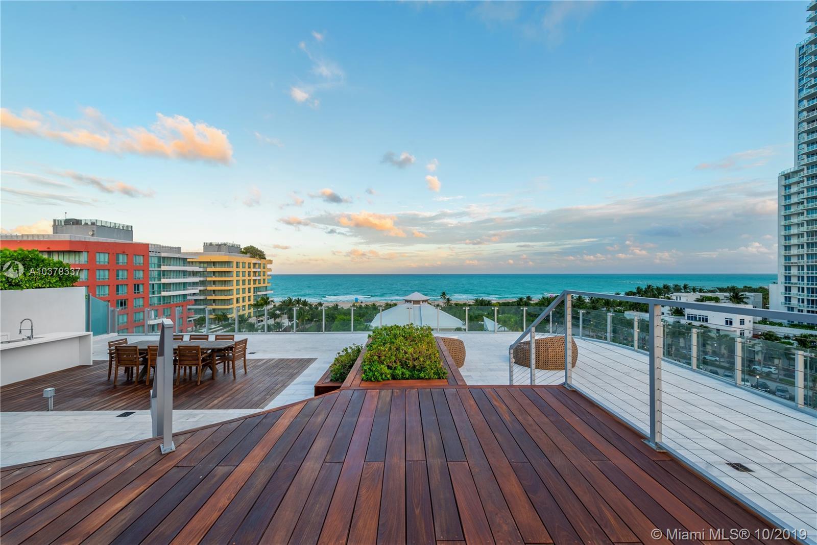 1 Collins Avenue #707, Miami Beach, Florida image 7