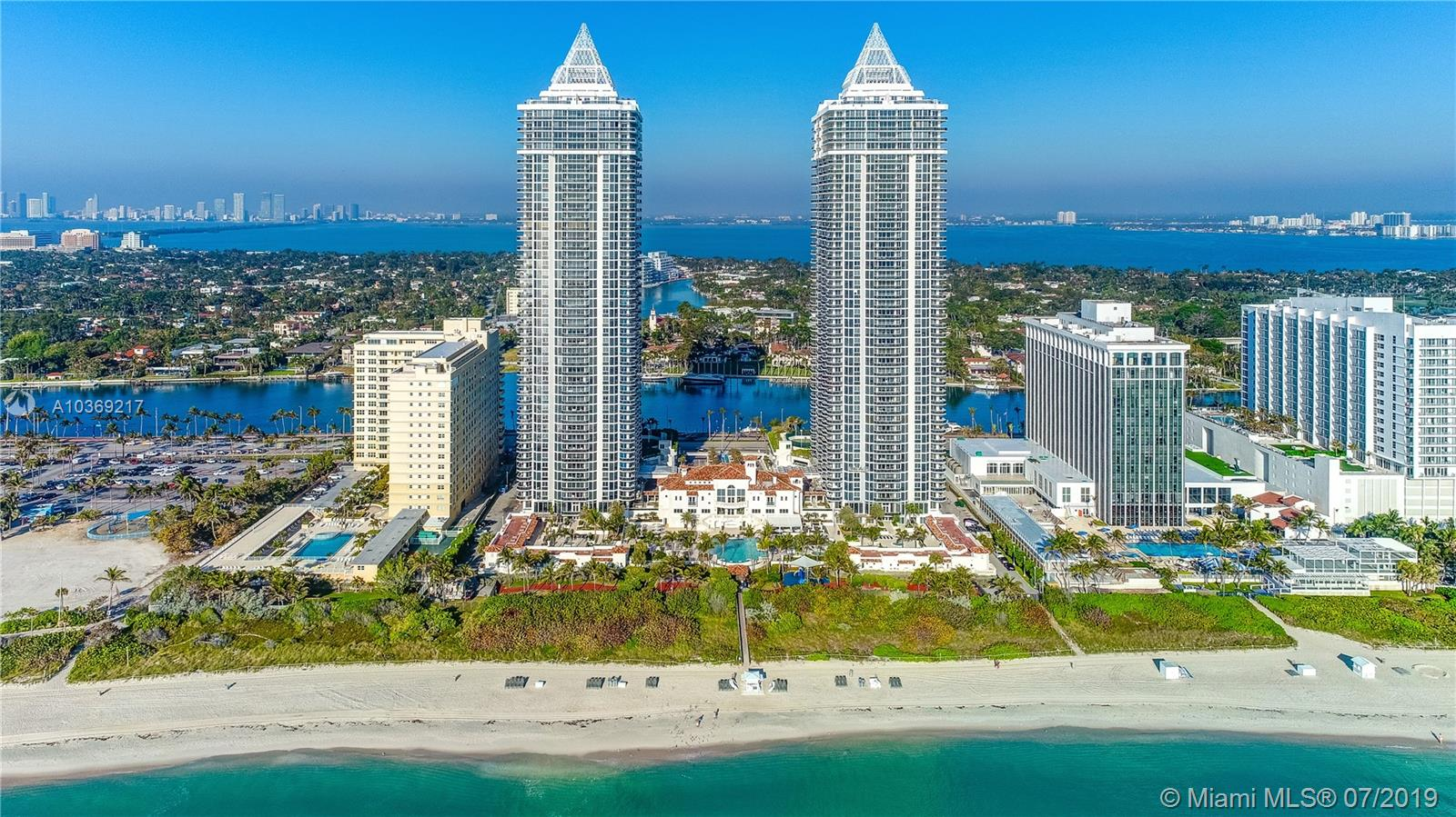 4775  COLLINS AVE #4001 For Sale A10369217, FL