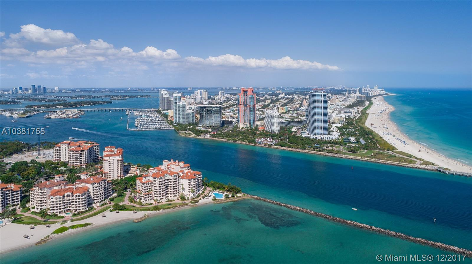 100 S Pointe Dr #3804 For Sale A10381755, FL