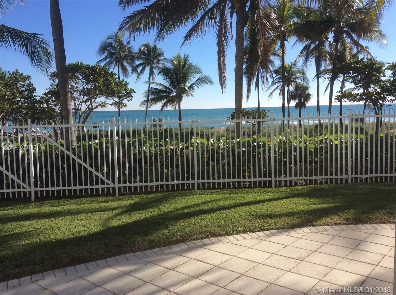 10275  Collins Ave #724 For Sale A10387131, FL