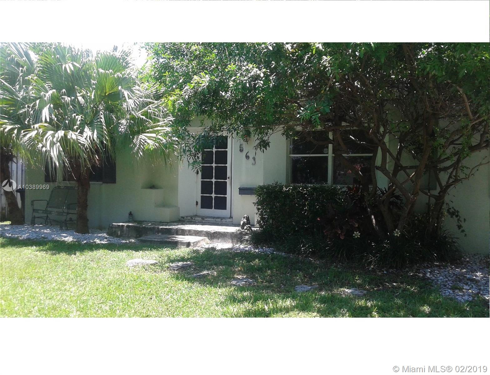 563 W 49th St  For Sale A10389969, FL